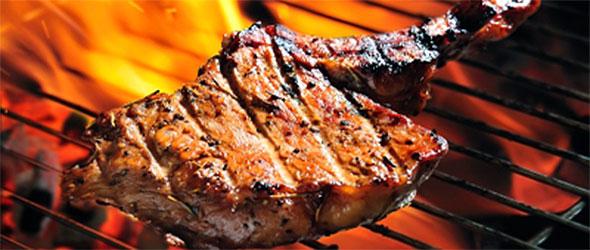 Men don caracol carne a la brasa o la parrilla - Parrilla de la vanguardia ...